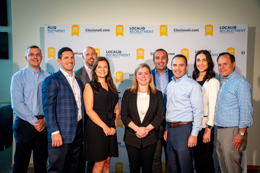 Top Workplaces ProLink Team